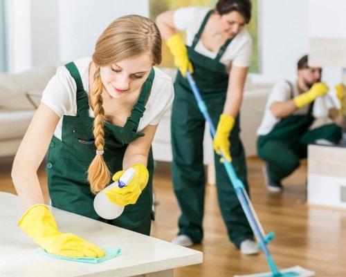 бизнес с почистване