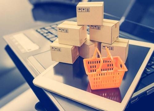 организиране на работата на онлайн магазин
