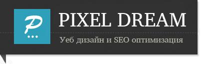 pixel dream logo