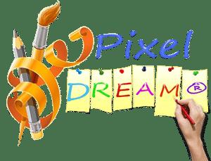 pixel dream website