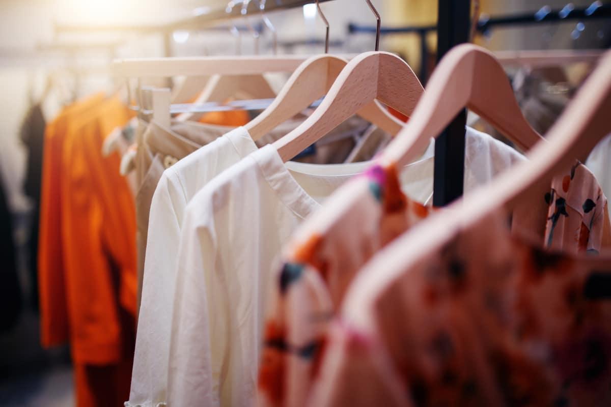 магазин за дрехи втора употреба