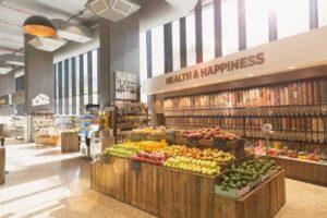 отваряне на магазин за био продукти