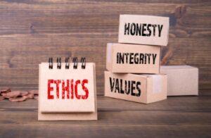 бизнес етика